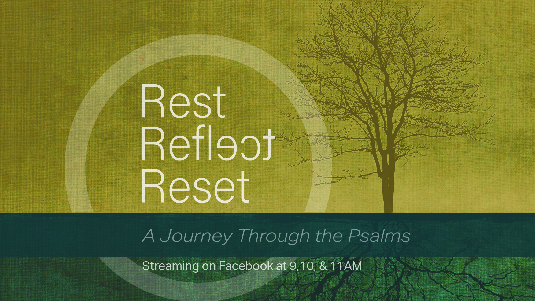 Rest, Reflect, Reset: A Journey Through Psalms