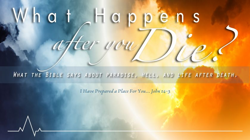 What Happens After You Die.